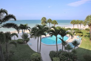 Point Pass-A-Grille 1 bd, 1 ba condo on the Gulf of Mexico